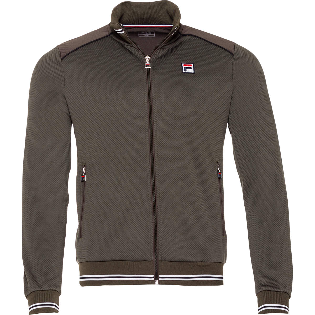 Fila Joe Full Zip Track Top Herre