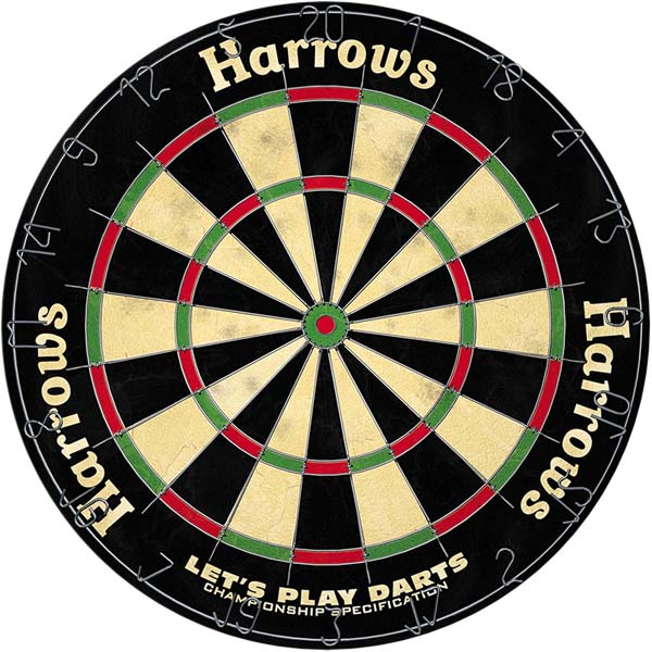 Harrows Lets Play Darts Set