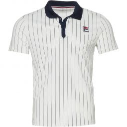 Fila Stripes Björn Polo T-shirt Herre