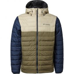 Columbia Powder Lite Hooded Vinterjakke Herre