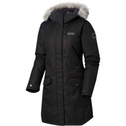 Columbia Suttle Mountain Parka Vinterjakke Dame
