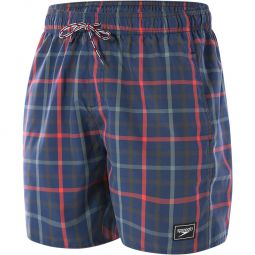 "Speedo Check Leisure 16"" Badeshorts Herre"