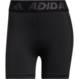 adidas Techfit 3 Bar Korte Træningstights Dame