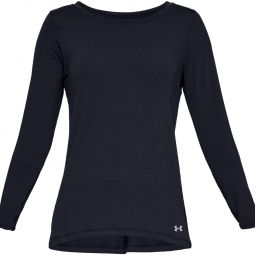 Under Armour Heat Gear Armour Langærmet Trænings T-shirt Dame