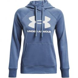 Under Armour Rival Logo Hættetrøje Dame