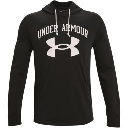 Under Armour Rival Terry Big Logo Hættetrøje Herre
