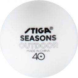 STIGA Seasons Outdoor Bordtennisbolde