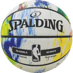 Spalding NBA Marble Outdoor Basketbold