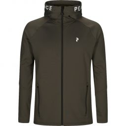 Peak Performance Rider Full Zip Hættetrøje Herre