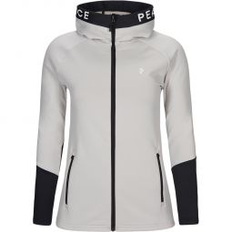 Peak Performance Rider Full Zip Hættetrøje Dame