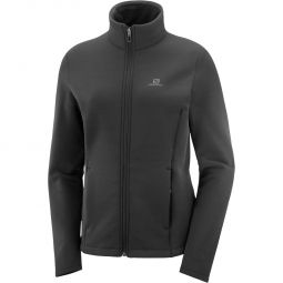 Salomon Radiant Full Zip Trøje Dame