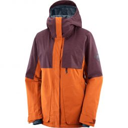 Salomon Proof Light Skijakke Dame