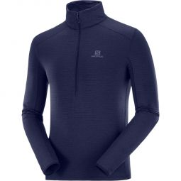 Salomon Outline Half Zip Mellemlag Herre