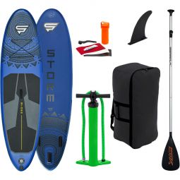 STX Storm Stand Up Paddleboard 9'10 inkl. leach