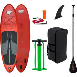 STX Storm Stand Up Paddleboard 10'4 inkl. leach