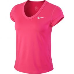 Nike Court Tennis T-shirt Dame