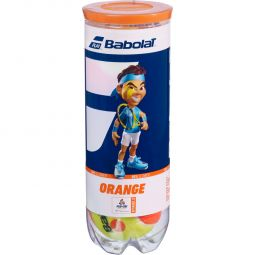 Babolat Orange 3-Pak Tennisbolde