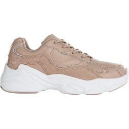 Athlecia Chunky Leather Sneakers Dame