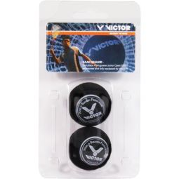 Victor Squashball Yellow 2-Pack