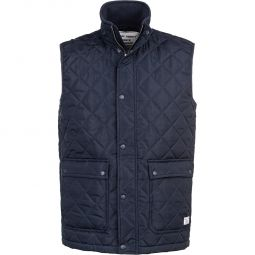 Weather Report Larry Quilted Vest Herre