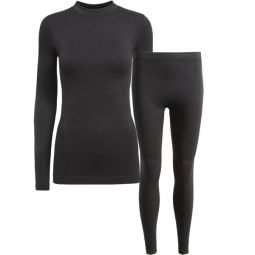 Vertical Triniti Seamless Baselayer Skiundertøj Dame