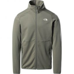 The North Face Quest Full Zip Trøje Herre