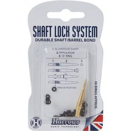 Harrows Shaft Lock System