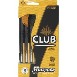 Harrows Steeltip Club Brass Dartpile