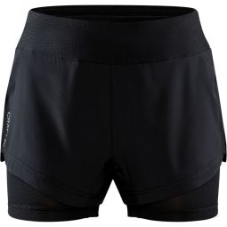 Craft Advanced Essence 2in1 Træningsshorts Dame