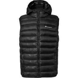 Champion Hooded Vest Herre